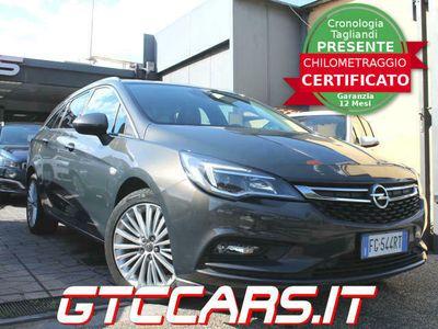 usado Opel Astra 1.6CDTi136CV Innovation EURO6 Navi CRONO TAGLIANDI
