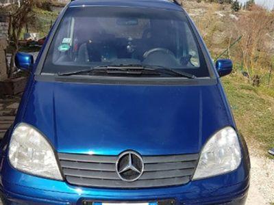 second-hand Mercedes Vaneo - 2002