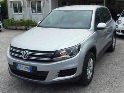 brugt VW Tiguan 1.4 TSI 122 CV Trend & Fun BlueMotion
