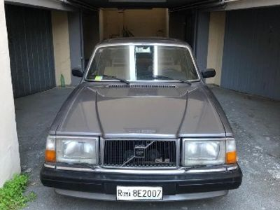 brugt Volvo 240 - 1986