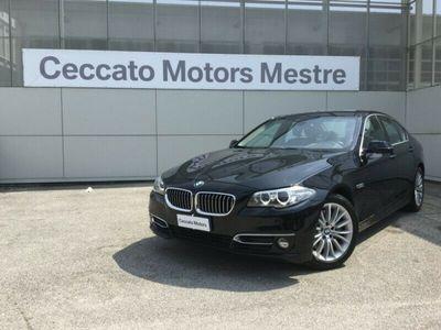 usata BMW 530 dA 258CV Luxury