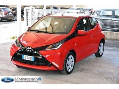 usata Toyota Aygo 1.0 x-play 5p my15 E6