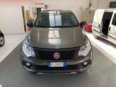begagnad Fiat Fullback 2.4 180CV Doppia Cabina LX S&S Cross