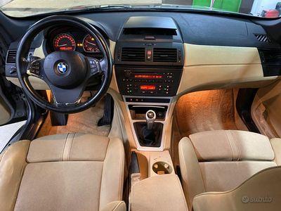 usata BMW X3 2.0 d ATTIVA pelle, xeno, cerchi 18