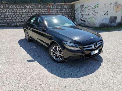 usata Mercedes C180 d Auto Business