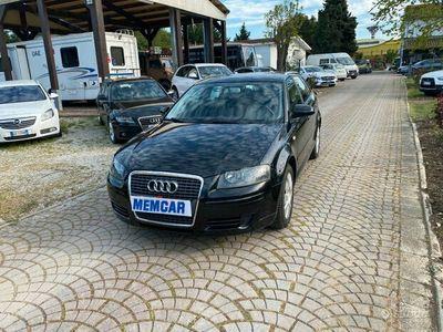 usata Audi A3 Sportback 1.9 td unicoproprietario permutabile