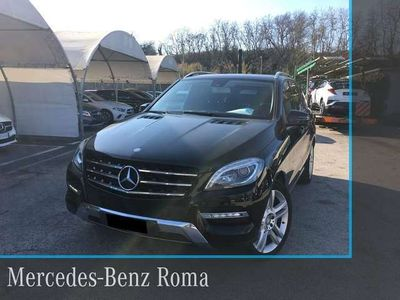usata Mercedes ML350 BlueTEC Sport