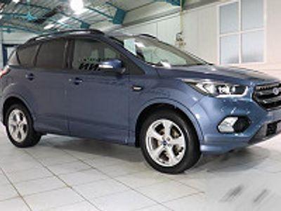 usata Ford Kuga St-line Navi Xenon Lm18