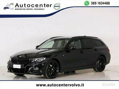 usata BMW 320 Serie 3 d 48V xDrive Touring Msport