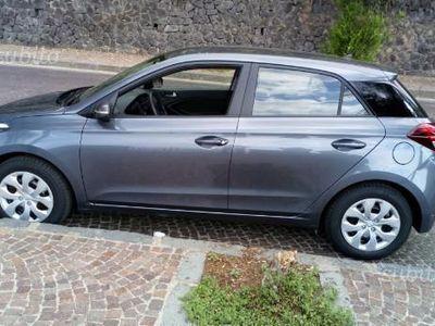 gebraucht Hyundai i20 2ª serie - 2017