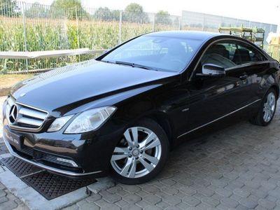 gebraucht Mercedes 220 - C207 Coup� Diesel E coupecdi BE Avantgarde