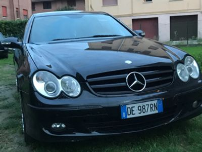 usata Mercedes CLK320 CLK 320 CDI cat Avantgarde
