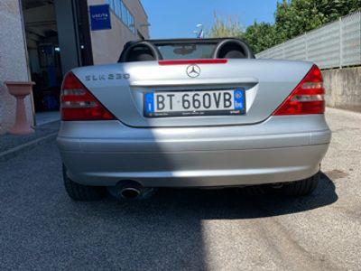 used Mercedes 230 SLK kompressor
