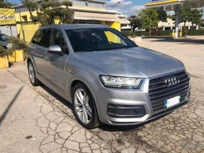 used Audi Q7 S-Line