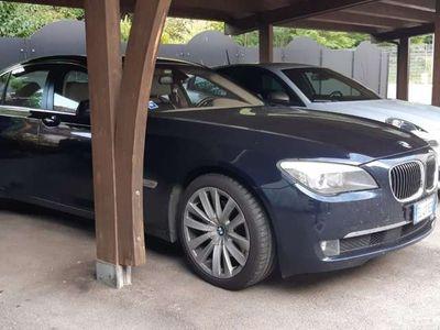 usata BMW 740 7er xDrive