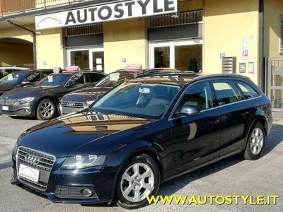 usata Audi A4 Avant 2.0 TDI 143Cv FAP/DPF rif. 2820546
