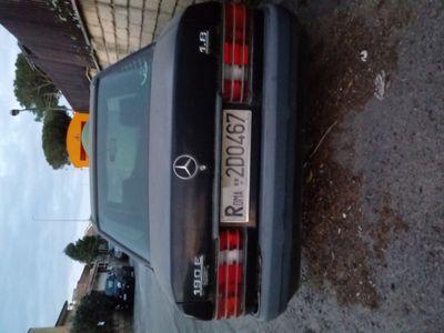 brugt Mercedes 190 2.0 E cat