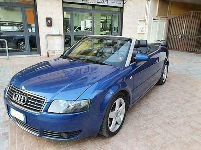 usata Audi A4 Cabriolet 2.5 tdi 163 cv - 2003