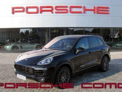 usata Porsche Cayenne 3.0 Diesel Platinum Edition-IVA ESP-TETTO-BOSE