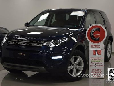 used Land Rover Discovery Sport 2.0 TD4 150cv SE AUTO
