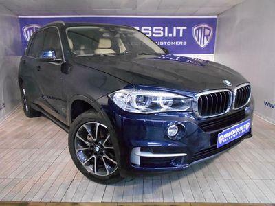 usata BMW X5 XDRIVE25D Luxury Automatica Napoli