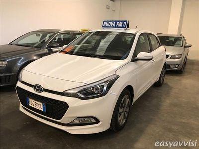usata Hyundai i20 1.2 84 CV 5 porte KM0 Comfort e LOGIN PACK