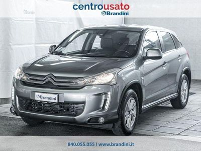 usata Citroën C4 Aircross HDi 115 S&S 2WD Exclusive HDi 115 S&S 2WD Exclusiv