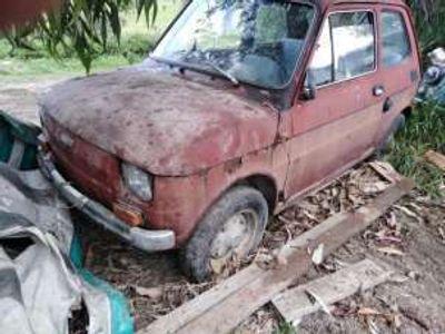 usata Fiat 126 prima serie