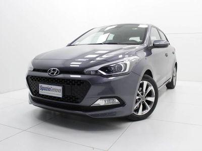 brugt Hyundai i20 1.2 84 CV 5 porte Style usata a Genova