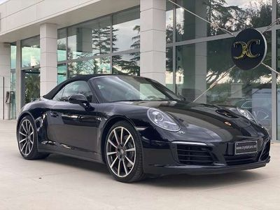 usata Porsche 911 Carrera 4S Cabriolet 991 911 3.0 PDK SCARICHI/PDDC/