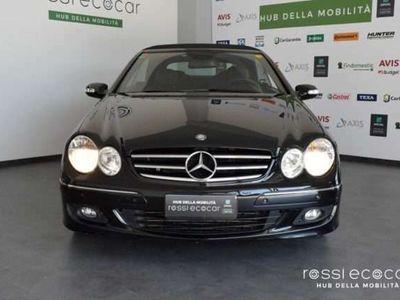 usata Mercedes CLK320 CDI cat Cabrio Avantgarde