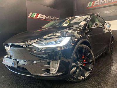 usata Tesla Model X P100D Performance 7 posti (956 GR)