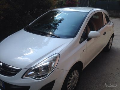 usata Opel Corsavan Corsa 1.3 CDTI 75CV 3 porte Club