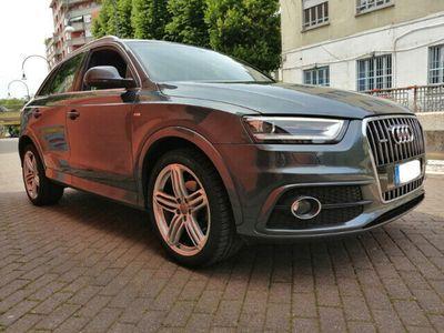 usata Audi Q3 2.0 TDI 177 CV quattro S tronic S Line