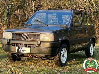 usata Fiat Panda 4x4 1000 Sisley