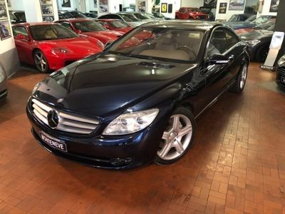 usata Mercedes CL500 Sport
