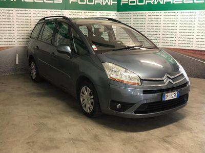usata Citroën Grand C4 Picasso 1.6 HDi 110 FAP Entry