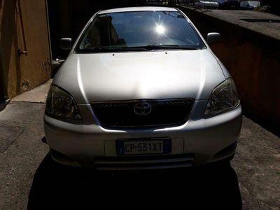 begagnad Toyota Corolla Corolla2.0 tdi D-4D 5p. Sol
