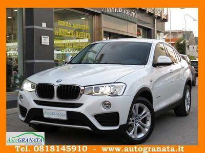 usata BMW X4 xDrive20d Business Aut. NAVI+BIXENON