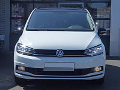 usata VW Touran Highline Black & Style Tsi +17 Zoll+acc+n