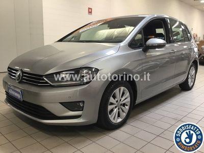used VW Golf Sportsvan golf s.van 1.4 tsi Highline 125cv dsg