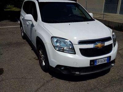 usata Chevrolet Orlando 1.8 LT