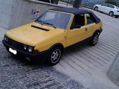 brugt Fiat Ritmo Cabrio 85s A.S.I GPL