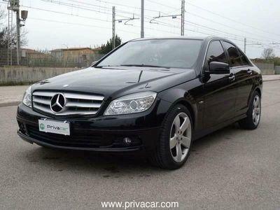 usata Mercedes C200 Classe C - W204cdi Elegance s/pelle