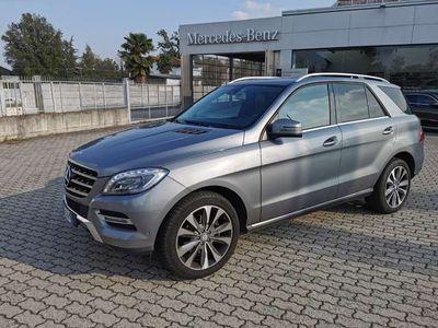 usata Mercedes ML250 BlueTEC 4Matic Premium