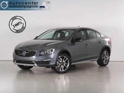 brugt Volvo S60 CC D3 Geartronic Business P