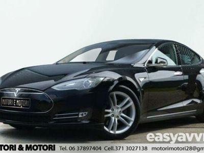 usata Tesla Model S 85kwh elettrica