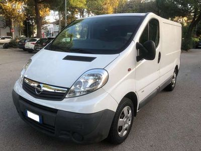 usata Opel Vivaro