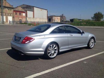 usata Mercedes CL500 Chrome