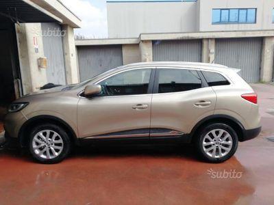 usata Renault Kadjar 1.5 110 cv imm 03/2018 trattabile
